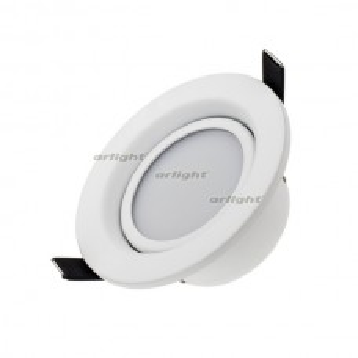 Светодиодный светильник LTD-70WH 5W Day White 120deg (ARL, IP40 Металл, 3 года) 018040