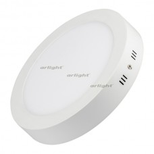 Светильник Arlight SP-R145-9W Warm White IP20 Металл 019551