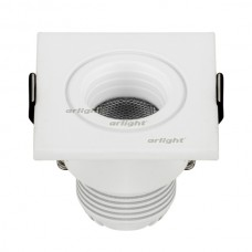 Светодиодный светильник LTM-S46x46WH 3W Warm White 30deg (ARL, IP40 Металл, 3 года) 015392