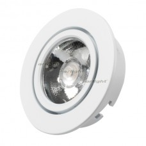 Светодиодный светильник LTM-R65WH 5W Warm White 10deg (ARL, IP40 Металл, 3 года) 020768