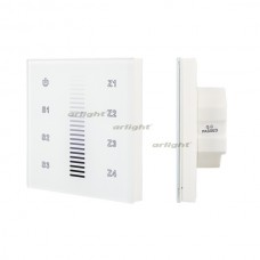 Панель Sens SR-2830A-RF-IN White (220V,DIM,4 зоны) (ARL, IP20 Пластик, 3 года) 017858