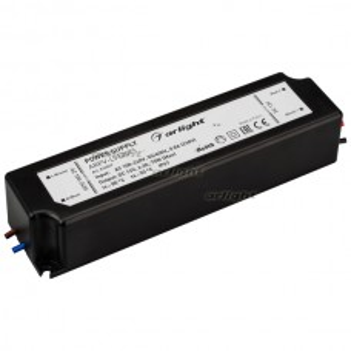 Блок питания Arlight ARPV-LV12075 (12V, 6.3A, 75W) IP67 Пластик 012017