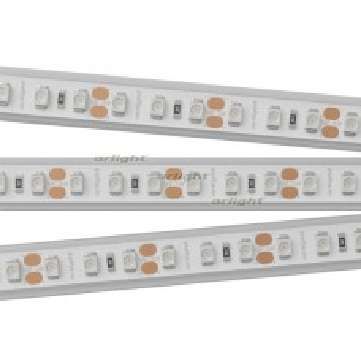Лента Arlight RTW 2-5000PGS 12V Green 2x (3528, 600 LED, LUX) 9.6 Вт/м, IP67 012288