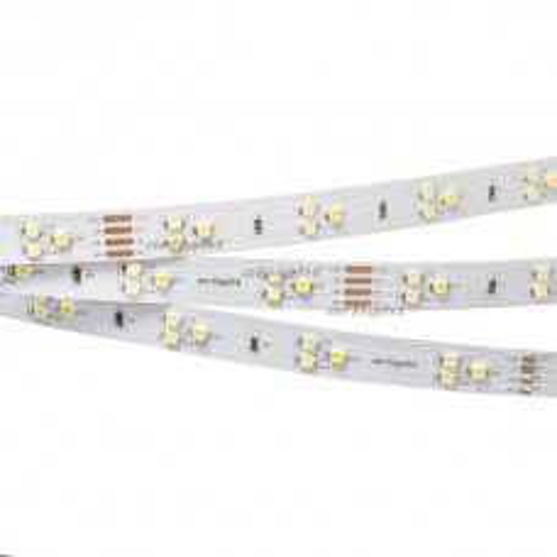 Лента Arlight RT 2-5000 24V White-TRIX 2x (3528, 450 LED, LUX) 7.6 Вт/м, IP20 013986