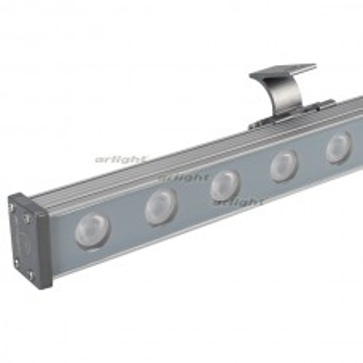 Светодиодный прожектор AR-LINE-1000M-24W-220V White (Grey, 30 deg) (ARL, Закрытый) 024304