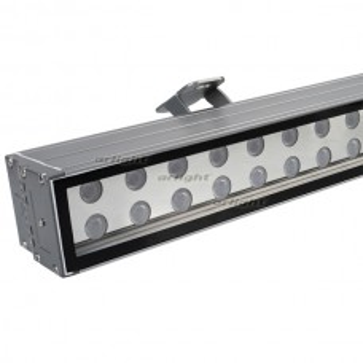 Светодиодный прожектор AR-LINE-1000XL-54W-230V Warm (Grey, 30 deg) (ARL, Закрытый)