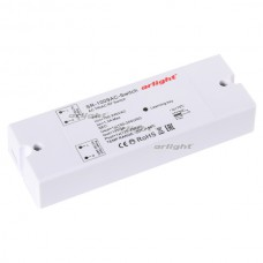 Контроллер-выключатель Arlight SR-1009AC-SWITCH (220V,288W) IP20 Пластик 020935