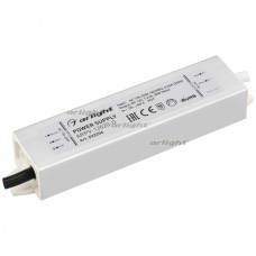 Блок питания Arlight ARPV-12020-D (12V, 1.7A, 20W) IP67 022206