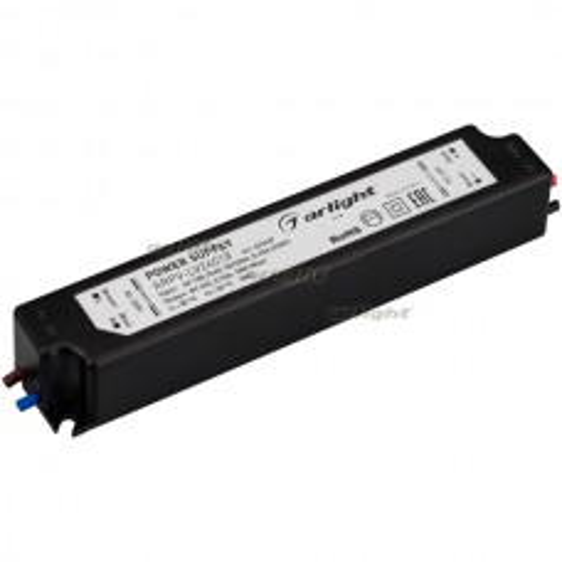 Блок питания ARPV-LV24018 (24V, 0.8A, 18W) (ARL, IP67 Пластик, 2 года)