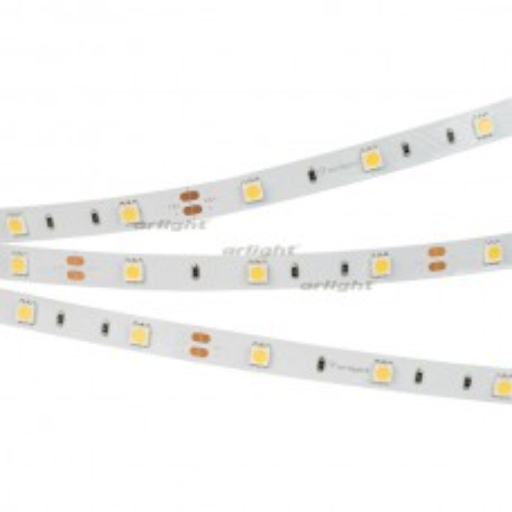 Лента Arlight RT 2-5000 12V Cool 8K (5060, 150 LED, LUX) 7.2 Вт/м, IP20 016890