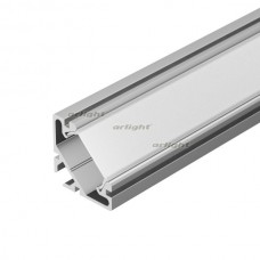 Профиль Arlight PDS45-LITE-2000 ANOD (Алюминий) 023862