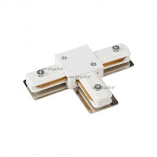 Коннектор тройной Arlight LGD-2TR-CON-T-WH (C) IP20 Пластик 023115