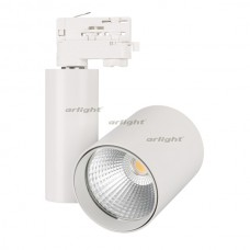 Светильник LGD-SHOP-4TR-R100-40W Warm SP2500-Bread (WH, 24 deg) (ARL, IP20 Металл, 3 года)