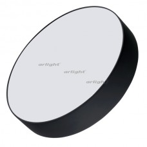 Светильник SP-RONDO-175B-16W Warm White (ARL, IP40 Металл, 3 года)