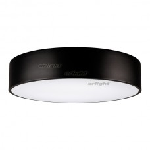 Светильник Arlight SP-TOR-PILL-R500-35W Warm3000 (BK, 120 deg) IP20 Металл 022999(1)