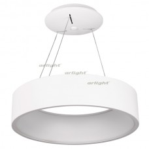 Светильник Arlight SP-TOR-RING-HANG-R460-33W Warm3000 (WH, 120 deg) IP20 Металл 022146(1)