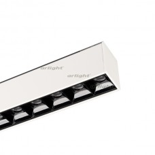Светильник Arlight MAG-LASER-45-L160-6W Warm3000 (WH, 15 deg, 24V) IP20 Металл 026932