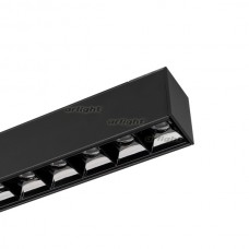 Светильник Arlight MAG-LASER-45-L160-6W Warm3000 (BK, 15 deg, 24V) IP20 Металл 026935