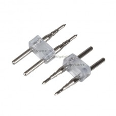 Силовой коннектор ARL-2pin-Mini (16x8mm) (ARL, Металл)