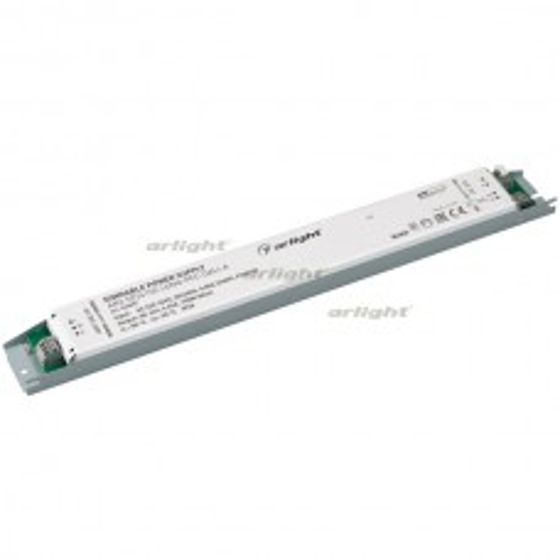 Блок питания Arlight ARV-SP24150-LONG-PFC-DALI-A (24V, 6.25A, 150W) IP20 Металл 025597