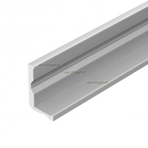 Профиль Arlight ALM-BASE-H10-2000 ANOD (Алюминий) 026690