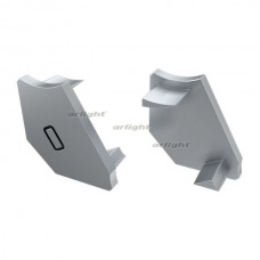 Заглушка для ALM-V60 серая правая (ARL, Пластик)
