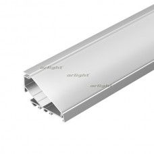 Профиль Arlight KLUS-P45.30-2000 ANOD (Алюминий) 025469