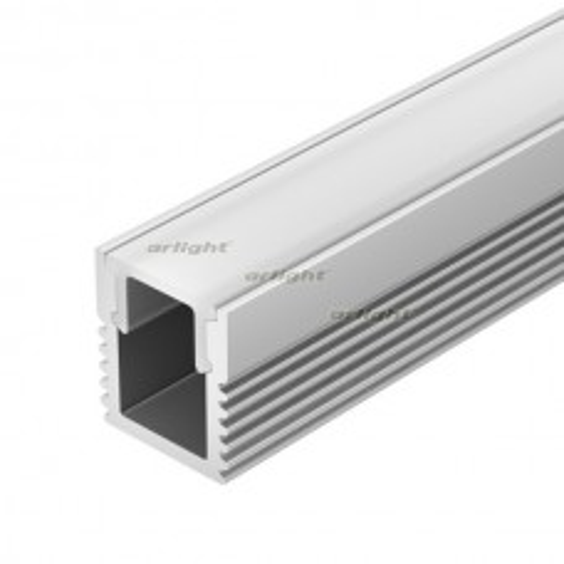 Профиль Arlight SL-MINI-8-2000 ANOD (Алюминий) 019322
