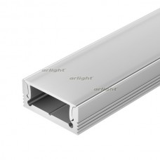 Профиль Arlight SL-SLIM-H7-2000 ANOD (Алюминий) 023716