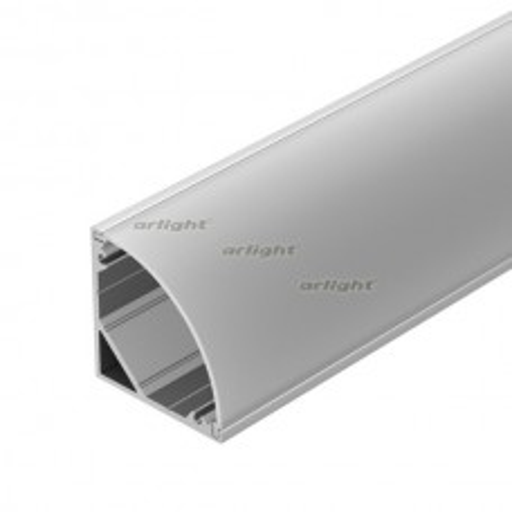 Профиль Arlight SL-KANT-H30-2000 ANOD (Алюминий) 019333