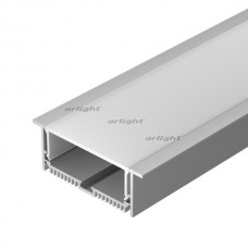 Профиль SL-LINIA88-F-2000 ANOD (ARL, Алюминий) 019315