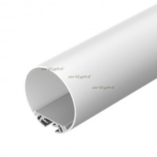 Профиль SL-ROUND-D60-2000 ANOD (ARL, Алюминий) 019286