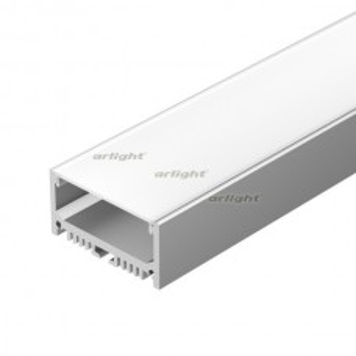 Профиль Arlight ARH-LINE-2448-2000 ANOD (Алюминий) 018684