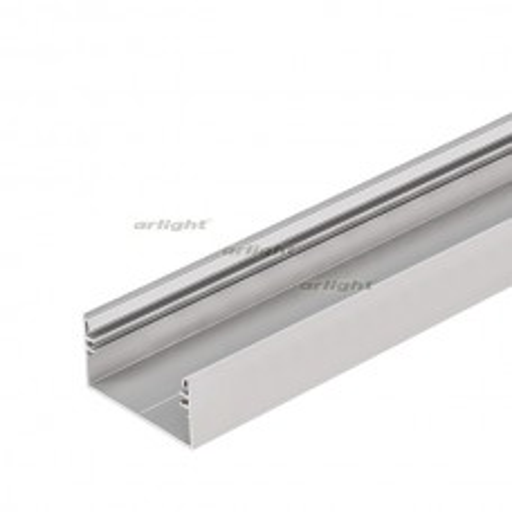 Профиль Arlight TOP-LINIA53-H28-2000 ANOD Алюминий 016991