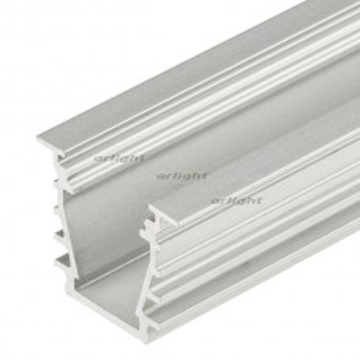 Профиль Arlight TOP-DEEP-F-2000 ANOD (K13,P15) Алюминий 016971