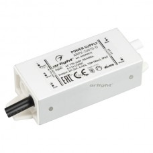 Блок питания Arlight ARPV-24010-D (24V, 0.42A, 10W) IP67 Металл 026909(1)
