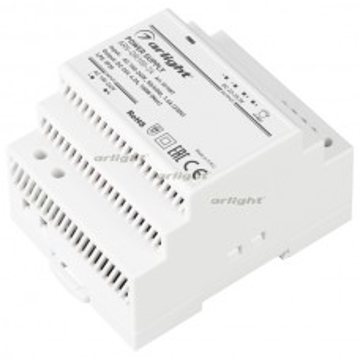 Блок питания Arlight ARV-DR100-24 (24V, 4.2A, 100W) IP20 DIN-рейка 031087