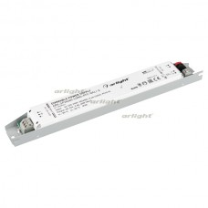 Блок питания Arlight ARV-SP24060-LONG-PFC-DALI-A (24V, 2.5A, 60W) IP20 Металл