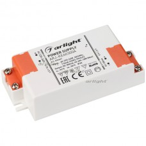 Блок питания Arlight ARJ-KE60300A (18W, 300mA, PFC, IP20) 023447