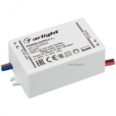 Блок питания Arlight ARJ-KE38500 (19W, 500mA, PFC, IP44)