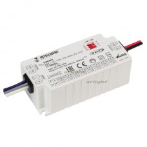 Диммер Arlight INTELLIGENT DALI-201-10W-350-MINI-PD-SUF (230V, 120-350mА) 030908
