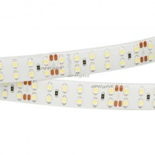 Лента Arlight RTW 2-5000SE 24V White 2x2 (3528, 1200 LED, LUX) 19.2 Вт/м, IP65 014720(B)