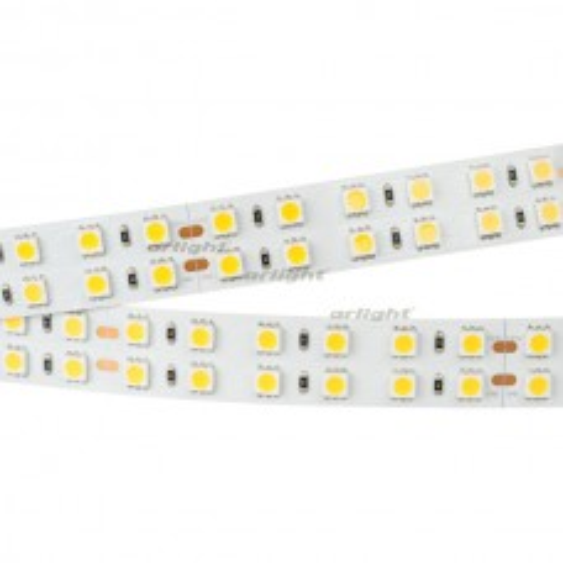 Лента Arlight RT 2-5000 24V Warm3000 2x2 (5060, 720 LED, LUX) 34.4 Вт/м, IP20 025273(1)