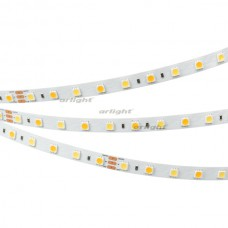 Лента Arlight RT 6-5000 24V White-MIX 2x (5060, 60 LED/m, LUX) 14.4 Вт/м, IP20