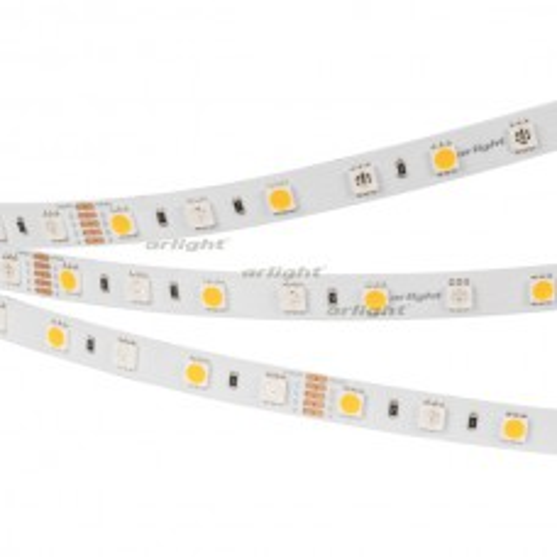 Лента Arlight RT-B60-10mm 24V RGBW-Day (14.4 W/m, IP20, 5060, 5m)