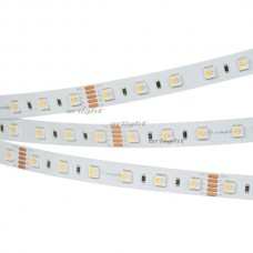Лента Arlight RT-B60-12mm 24V RGBW-Day-4-in-1 (19.2 W/m, IP20, 5060, 5m)  019151(2)