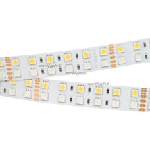 Лента Arlight RT 2-5000 24V RGB-Day 2x2 (5060, 720 LED, LUX) 32 Вт/м, IP20 018144(1)