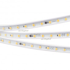 Лента Arlight ARL-PV-B54-15.5mm 230V Warm3000 (8 W/m, IP65, 5060, 50m)