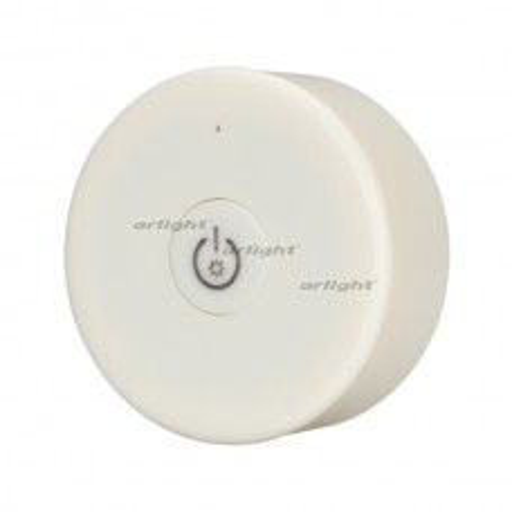 Панель Arlight Knob SMART-P87-DIM White (3V, 1 зона, 2.4G) IP20 Пластик 028333