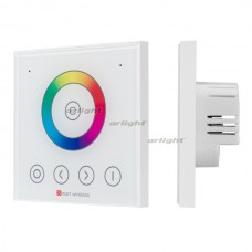 Панель Arlight ARL-2022-RGB (12-24V, 3x4A, Sens) IP20 Пластик 029931